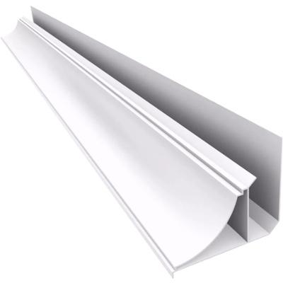 ANGULO PERIMETRAL PVC 6M BLANCO PLASBIL