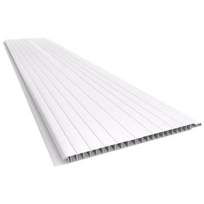CIELORRASO PVC BLANCO - 0.20X6 MTS / Espesor: 10MM