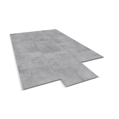 PARED PVC CONCRETO 10 MM / 0.25X6 MTS