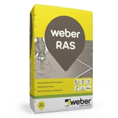 WEBER RAS X 30KG