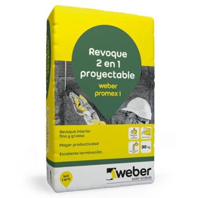WEBER PROMEX I (2 EN 1) X 30 KG.