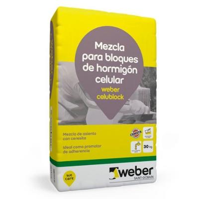 WEBER CELUBLOK EXPO (HCCA) X 30 KG